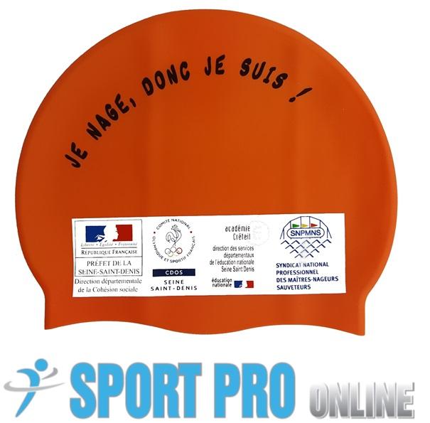 Bonnet de bain bonnet piscine personnalise - Bonnet de piscine original ...