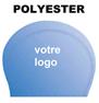 bonnet natation polyester personnalisable