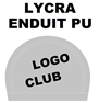 IMPRESSION BONNET DE BAIN lycra enduit PU
