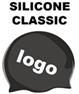 Bonnets de bain silicone classic Logoté 53 grs